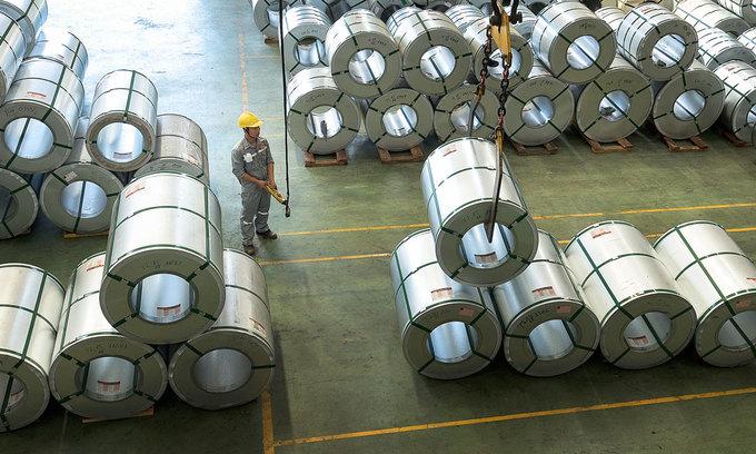 Malaysia revises anti-dumping duties on steel from Vietnam