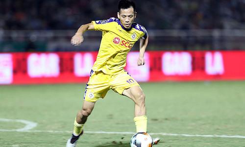 Hanoi forward voted Vietnam's athlete of the year