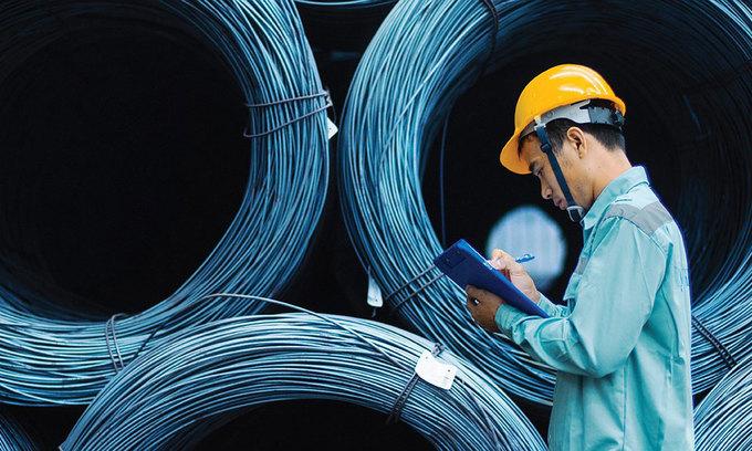 Steelmaker Hoa Phat reports 80 pct profit growth