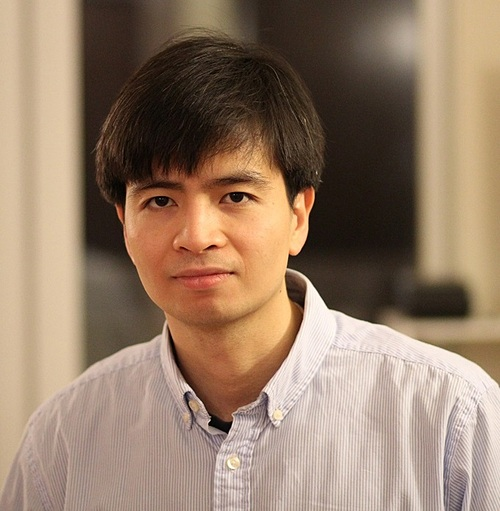 A portrait of Dr. Thanh Duc Nguyen. Photo courtesy of Thanh.
