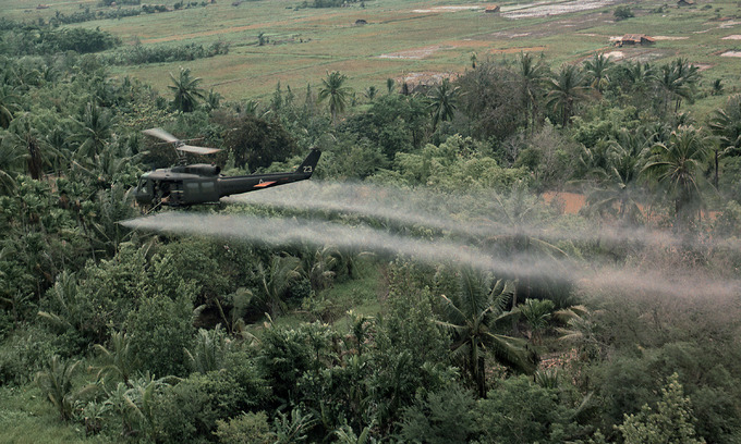 US veterans exposed to Agent Orange twice as likely to have dementia: study