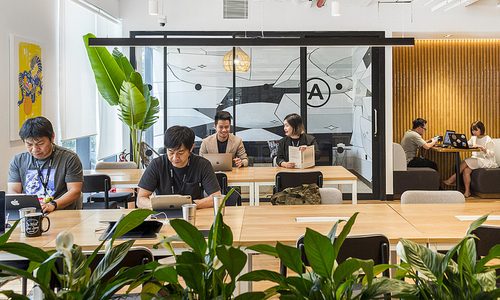 Covid hits coworking office space rents in HCMC