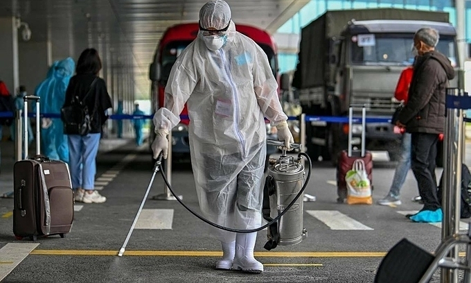 Quang Ninh suspends public transportation following latest Covid-19 outbreaks