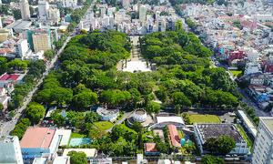 Decade on, Saigon's underground parking lots remain on paper