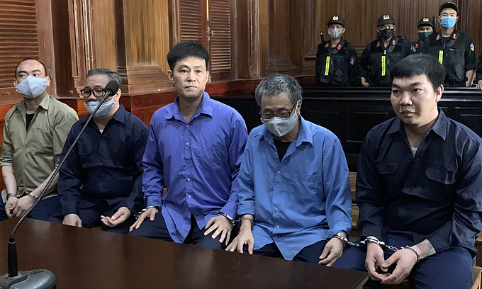 6 get death in HCMC for trafficking nearly 100 kg of drugs
