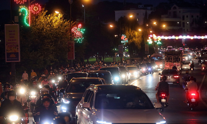 Parking lots to save Da Lat from gridlock