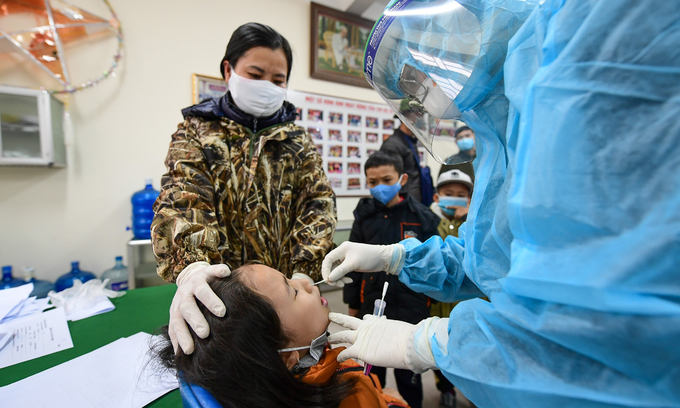 Vietnam registers another 30 domestic Covid-19 cases