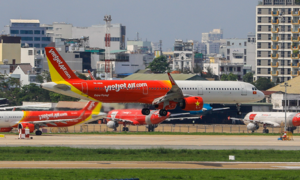 Vietjet earns $3 million profit despite pandemic