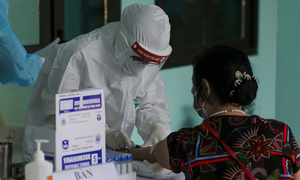 Hanoi records two more infections linked to Vietnam's biggest Covid-19 hotspot