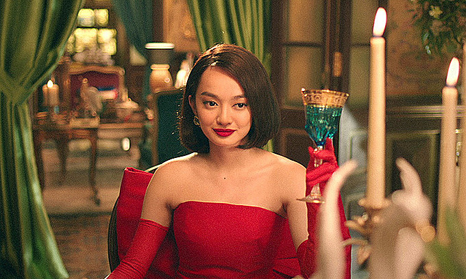 A still cut from Gai Gia Lam Chieu 5 (The Last Egg 5). Photo courtesy of Gai Gia Lam Chieu 5.
