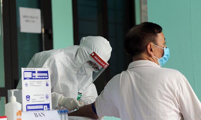 Vietnam confirms 20 new Covid-19 cases