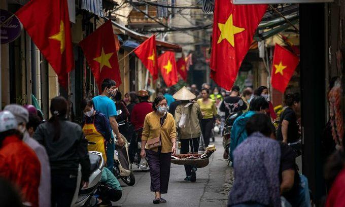 European business confidence in Vietnam at new peak