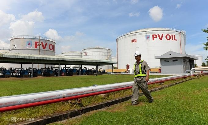 PetroVietnam Oil reports 460 pct increase in profit