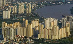 HCMC serviced apartment rents plummet