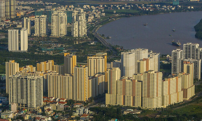 HCMC serviced apartment rents plummet