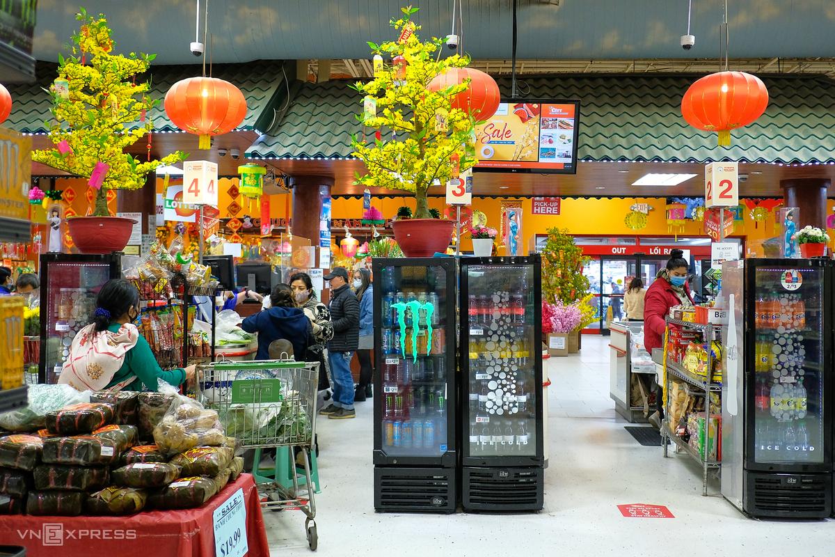 Inside the US Tet market for Vietnamese