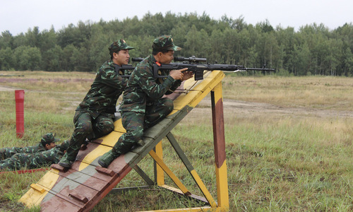 Vietnam to host two int'l army games contests