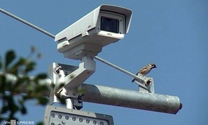Vietnam to use cameras for nationwide traffic surveillance