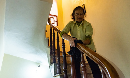 Female domestic help helped tide over Covid-19 crisis