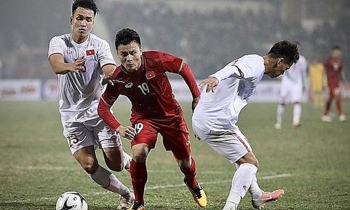 Vietnamese midfielder among most valuable SEA players