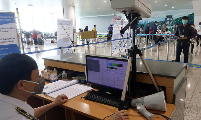 21 Vietnam airports to test all employees for Covid-19