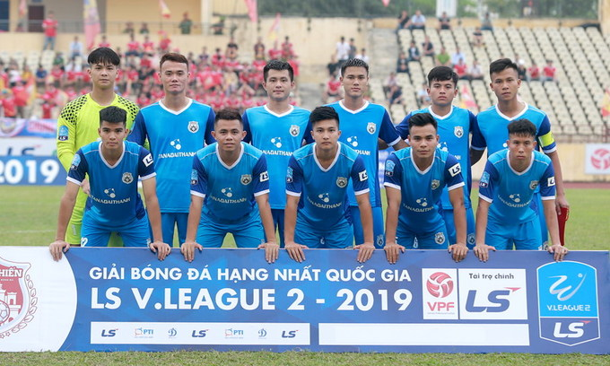 Another club withdraw from V. League 2 due to budget constraints