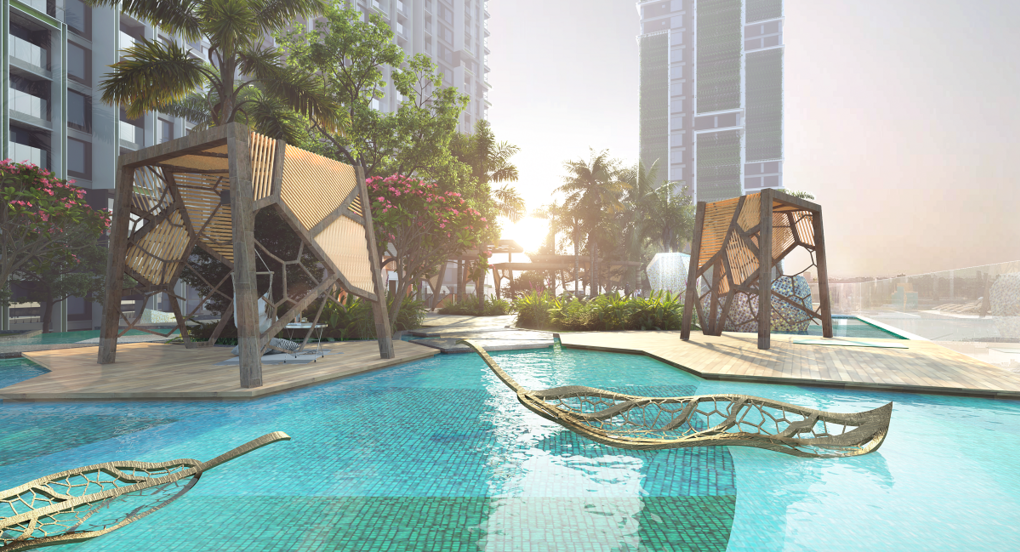 chờ confirm LUMIÈRE riverside - When luxury meets green living - 4