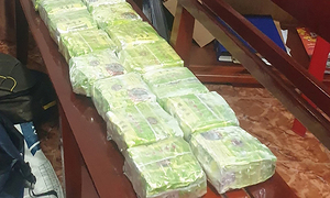 Seven arrested in southern province's largest-ever drug bust