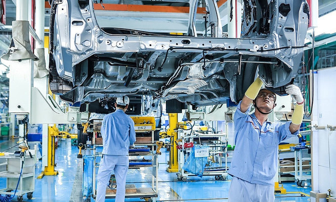 57 pct of Japanese firms in Vietnam plan to expand
