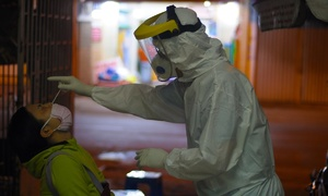 Medical staff fight sleep, fatigue in HCMC