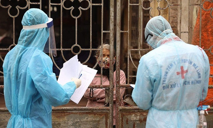 Vietnam adds two more cases to Covid-19 domestic tally