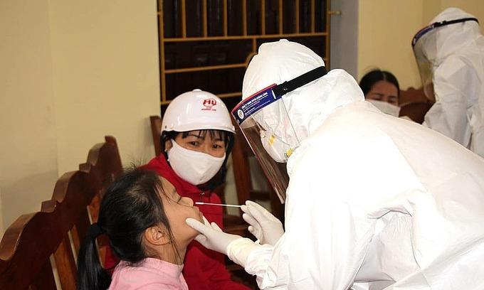 Vietnam records 49 more domestic Covid-19 cases