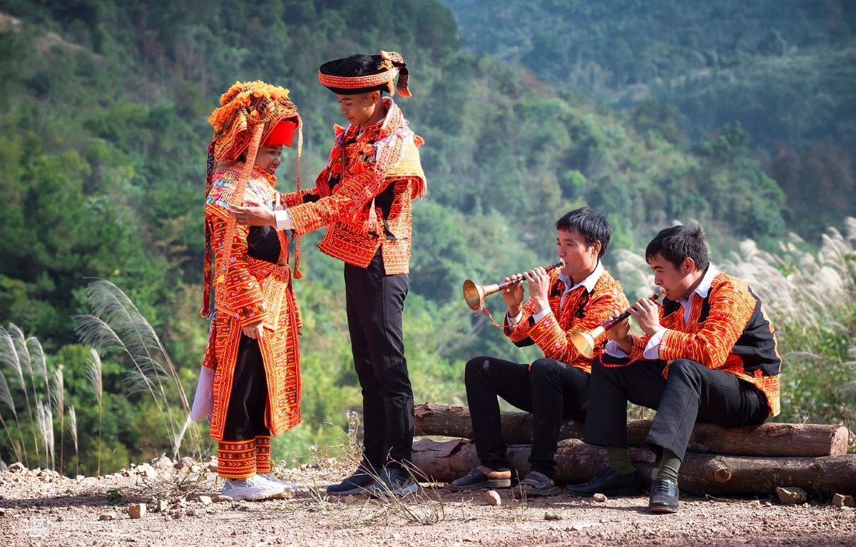 Traditional costumes reveal diversity among Dao ethnic groups