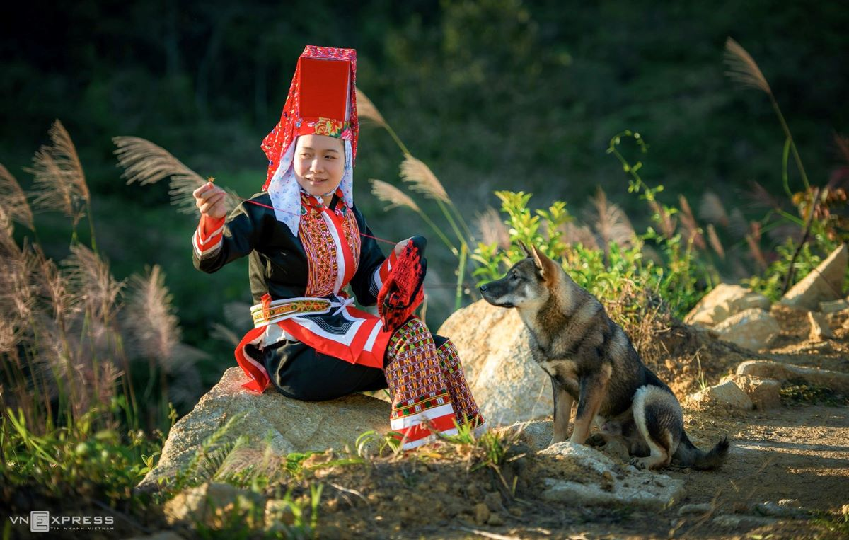 Traditional costumes reveal diversity among Dao ethnic groups - 22