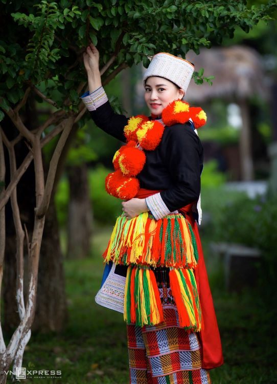 Traditional costumes reveal diversity among Dao ethnic groups - 10