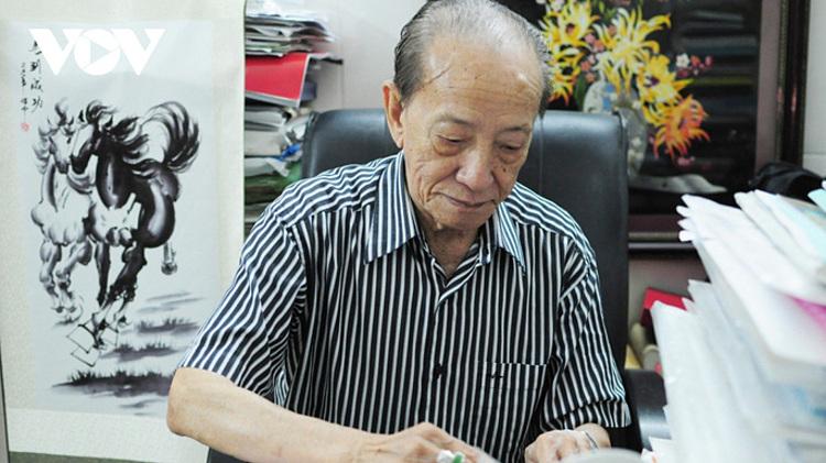 Professor Nguyen Tai Thu. Photo courtesy of VOV.