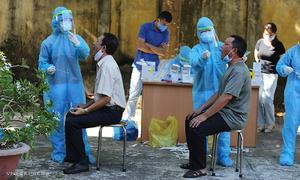 Vietnam confirms 33 new Covid-19 community transmissions