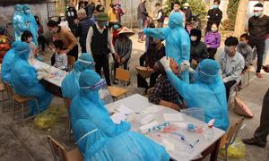 Vietnam records 40 new coronavirus cases as Hai Duong outbreak still hard to control