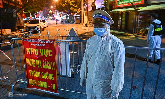 Vietnam reports 40 more Covid-19 cases
