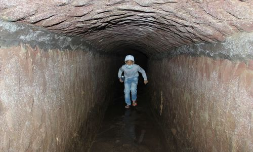 32 km wartime tunnel in central Vietnam now a tourist attraction