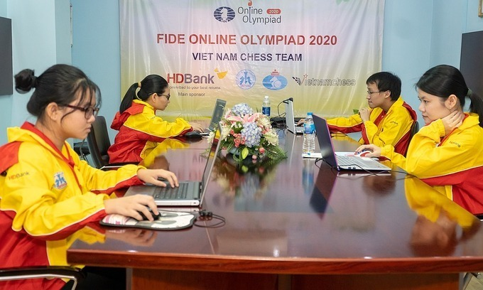 Vietnam to host first ever chess tournament for int'l grandmasters