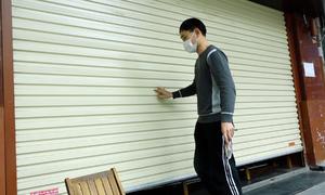 Hanoi eateries shut down amid Covid-19 resurgence