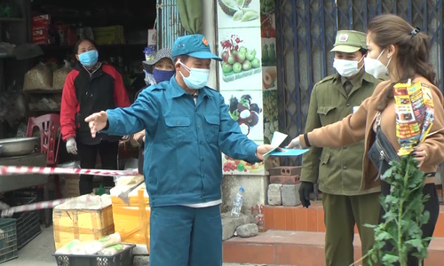 Hai Duong Covid-19 hotspot limits wet market attendance