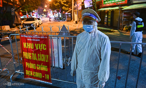 Vietnam reports six more domestic Covid-19 cases in Hai Duong
