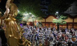Saigon pagoda shut down after mass celebration