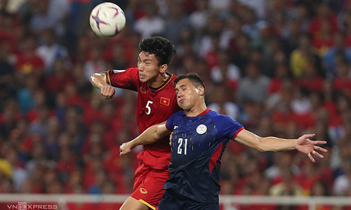 Vietnam to lose key defender for World Cup qualifiers