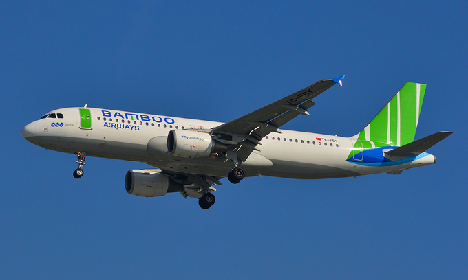 Bamboo Airways hikes capital by 50 pct