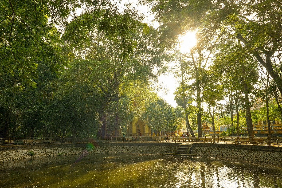 Four serene Khmer pagodas to explore in Soc Trang - 2