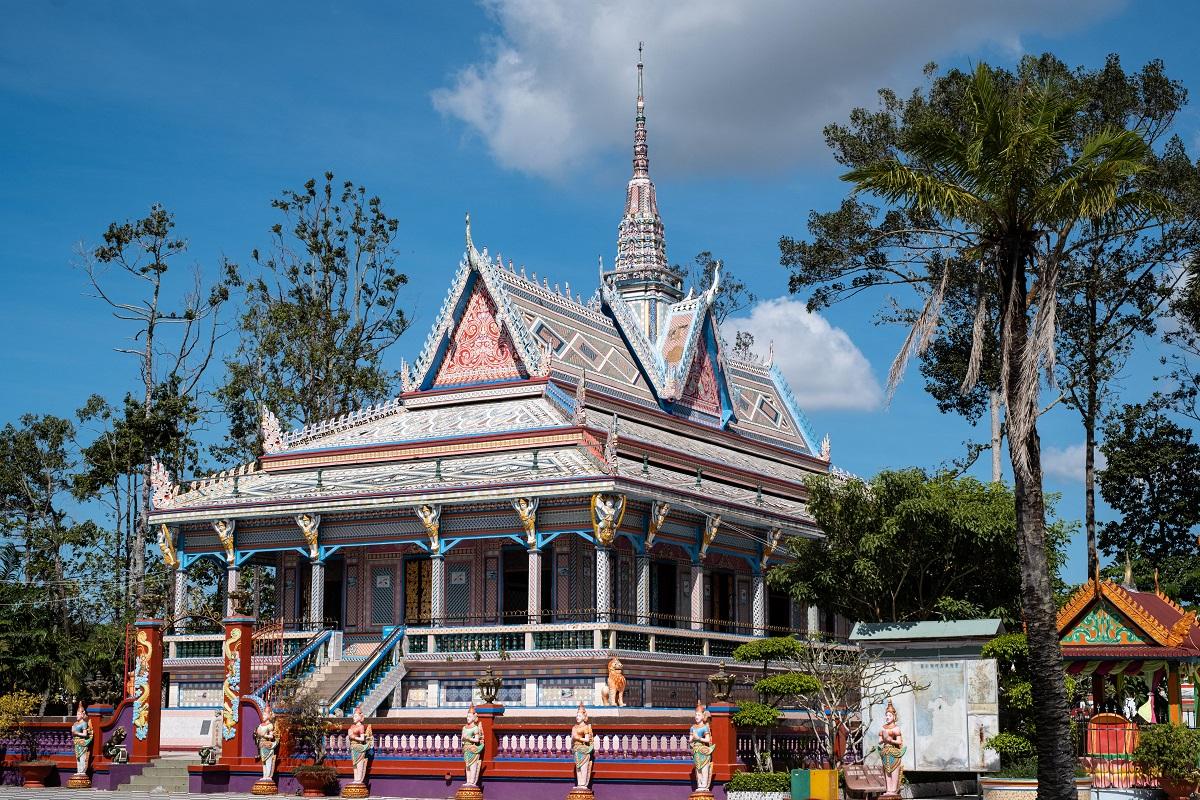 Four serene Khmer pagodas to explore in Soc Trang - 6