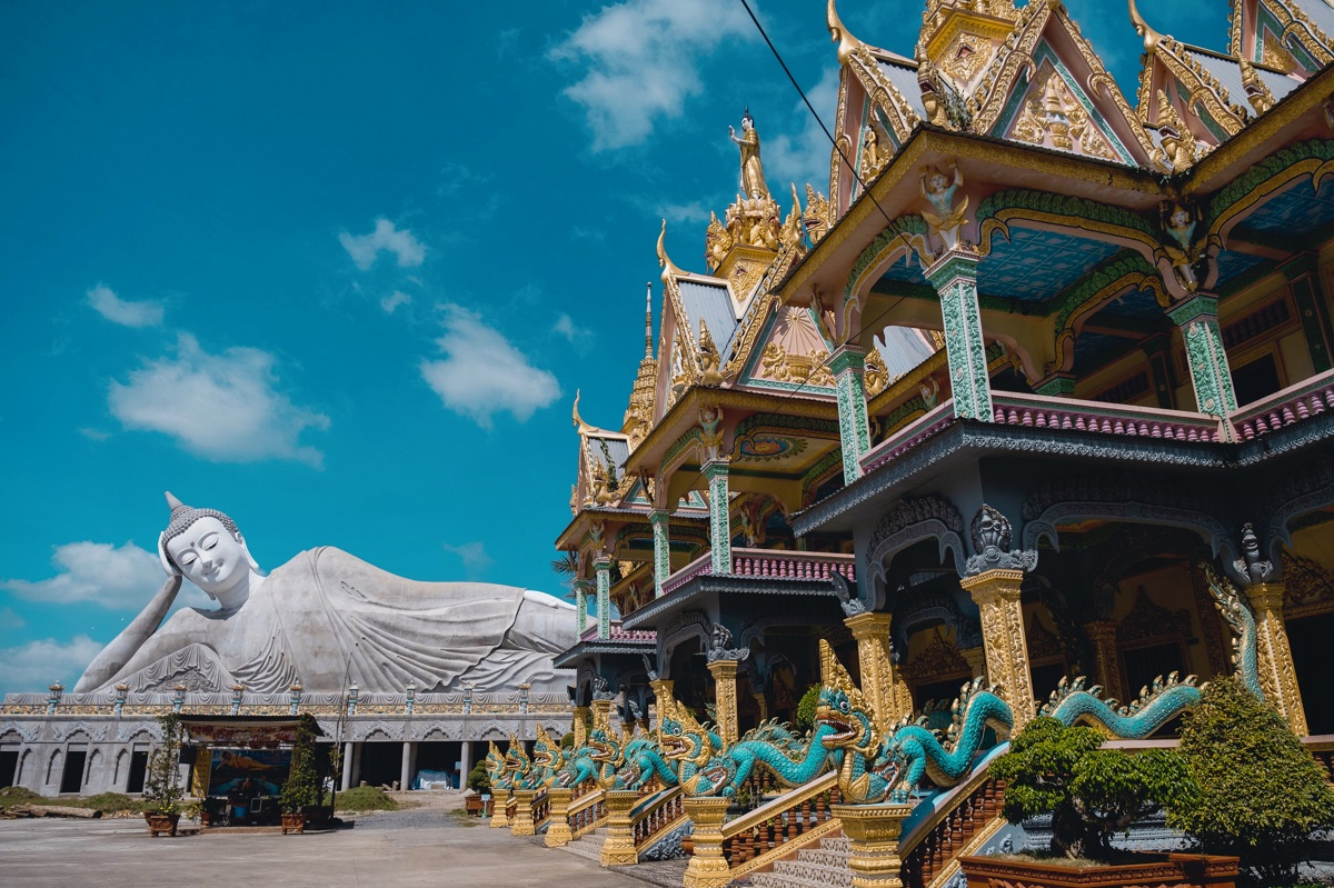 Four serene Khmer pagodas to explore in Soc Trang - 10